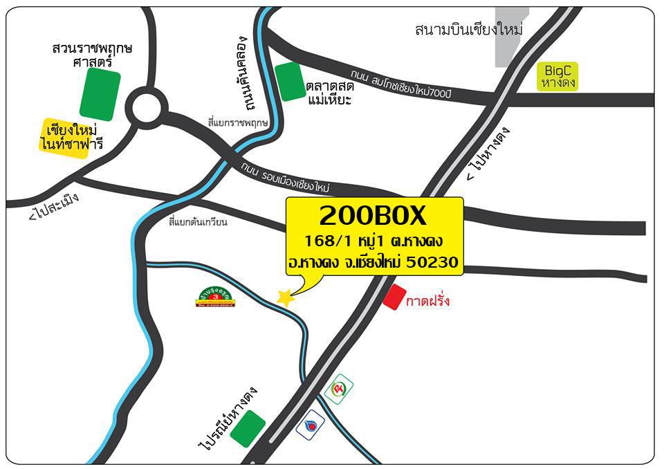 200box map