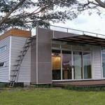 ตัวอย่างแบบบ้านน็อคดาวน์-บ้านสำเร็จรูปชั้นเดียว